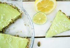 La tarte à l'avocat, le dessert qui nous met la tête à l'en-vert