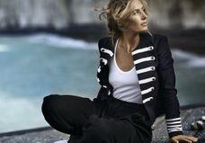 Cécile de France nous raconte Jude Law, sa foi, ses enfants…