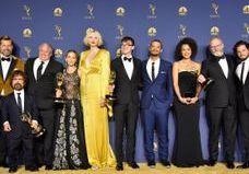 Emmy Awards 2018 : découvrez la liste des gagnants de la soirée