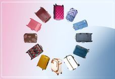 20 valises pour voyager stylé