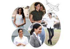 Meghan Markle enceinte : ses plus beaux looks pour son voyage officiel en Australie