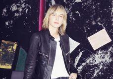 Fashion name : Cecilia Bönström, l'atout rock de Zadig & Voltaire