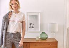 L'instant mode : Mathilde Lacombe crée le dressing parfait pour Balzac Paris