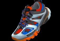 L'instant mode : « Track » la sneaker outdoor signée Balenciaga