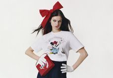 L'instant mode : Uniqlo X Olympia Le-Tan célèbrent Minnie Mouse