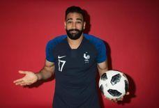 Adil Rami : de mécanicien à la mairie de Fréjus à champion du monde