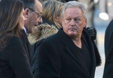 André Boudou, le père de Laeticia Hallyday, victime d'un infarctus : « Depuis deux mois, c'est très violent »