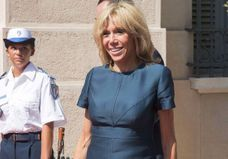 Brigitte Macron Première dame : « c'est un vrai job que je fais avec plaisir »