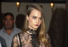 Cara Delevingne revient sur son interview humiliante