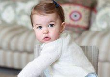 De nouvelles photos de la princesse Charlotte pour son premier anniversaire