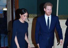 Harry et Meghan, très amoureux pour l'anniversaire de la reine d'Angleterre