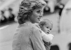 Lady Diana communique avec le bébé de Meghan Markle, selon l'amie voyante de la princesse