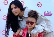 North West : la fille de Kim Kardashian âgée de 5 ans, maquillée et lookée pour son premier défilé