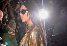 Pourquoi Kim Kardashian est-elle invisible ?