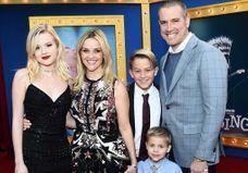 Reese Witherspoon : sa fille Ava l'éclipse à l'avant-première de « Sing »