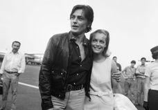 Romy Schneider aurait eu 80 ans : l'émouvant hommage d'Alain Delon