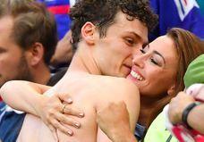 Victoire des Bleus : Rachel Legrain-Trapani et Benjamin Pavard, couple star de la coupe du monde