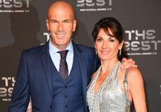 Zidane et sa femme Véronique avec Mbappé et Deschamps pour une soirée de champions !
