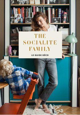 The Socialite Family, après le blog, le livre !
