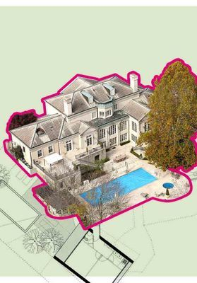 Découvrez les villas des stars, entre luxe et démesure !