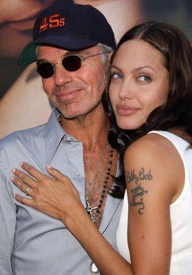 billy bob thornton se souvient de son mariage avec angelina jolie