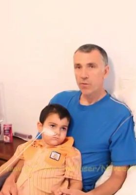 les parents du petit ashya 5 ans voulaient lui offrir un autre traitement
