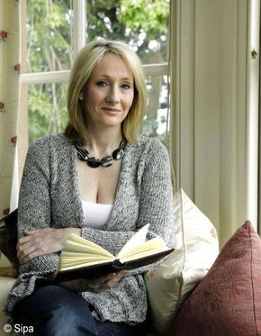 Connaissez-vous tous les secrets de J.K. Rowling?