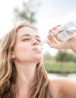 Vous hydratez-vous correctement ?