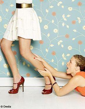 Êtes-vous une shoes addict ?