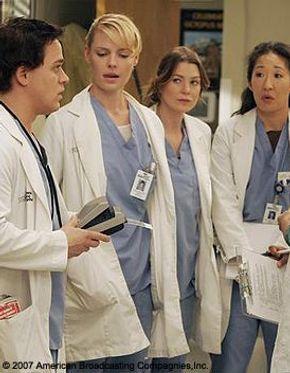 Disséquez la série Grey's Anatomy