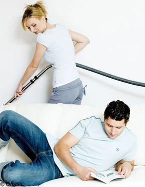Votre couple est-il vraiment paritaire ?