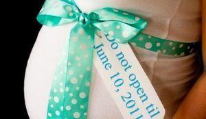 10 façons originales d'annoncer sa grossesse à ses proches