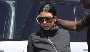 Kim Kardahian : pas de botox pendant la grossesse