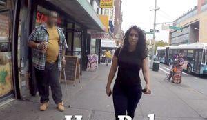 New York : une vidéo choc pour dénoncer le harcèlement de rue