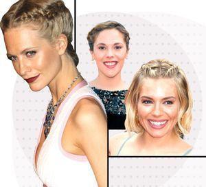 On veut la couronne de tresses des stars à Cannes