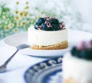 La pâtisserie sans cuisson, c'est du gâteau !