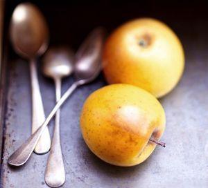 La pomme version salée