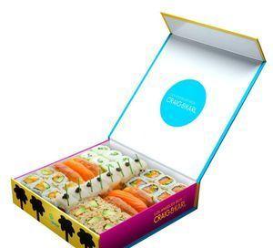 Tentez de remporter 10 Sushi Shop Box Los Angeles