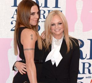 Le retour des Spice Girls aux Brit Awards 2015 !