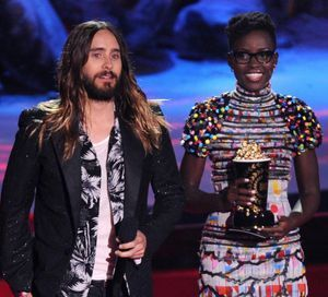 MTV Movie Awards 2014 : Lupita et Jared, Rita et Zac, les couples se forment !