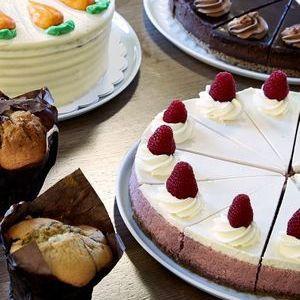 Cheesecake chocolat blanc et framboise de Rachel's Cakes