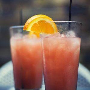 Cocktail Afterglow sans alcool