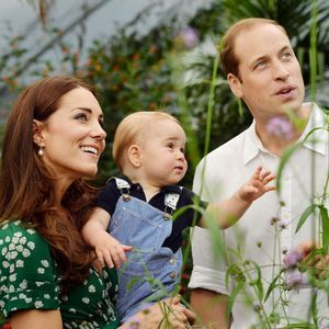 Prince George : l'album photo d'un bébé craquant !
