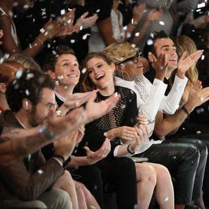 Les stars applaudissent le défilé Alexander Wang pour H&M