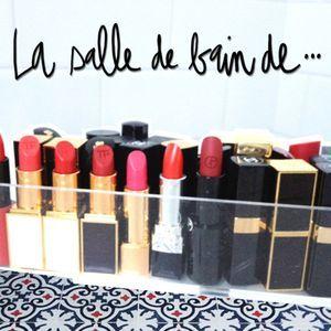 Dans La Salle De Bains De... Claire Dhouailly