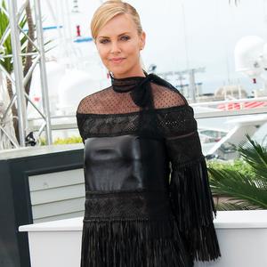 Cannes 2015 : Charlize Theron Présente