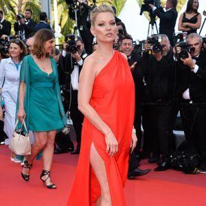 De Kate Moss À Kirsten Dunst : Les Célébrités Monte...