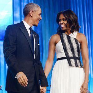 Un Film Sur Le Couple Obama En Préparation