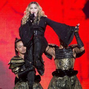 Madonna: Les Incroyables Photos De Sa Tournée Rebe...