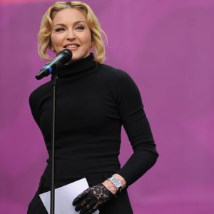 Madonna Publie Son Nouveau Clip Sur Snapchat